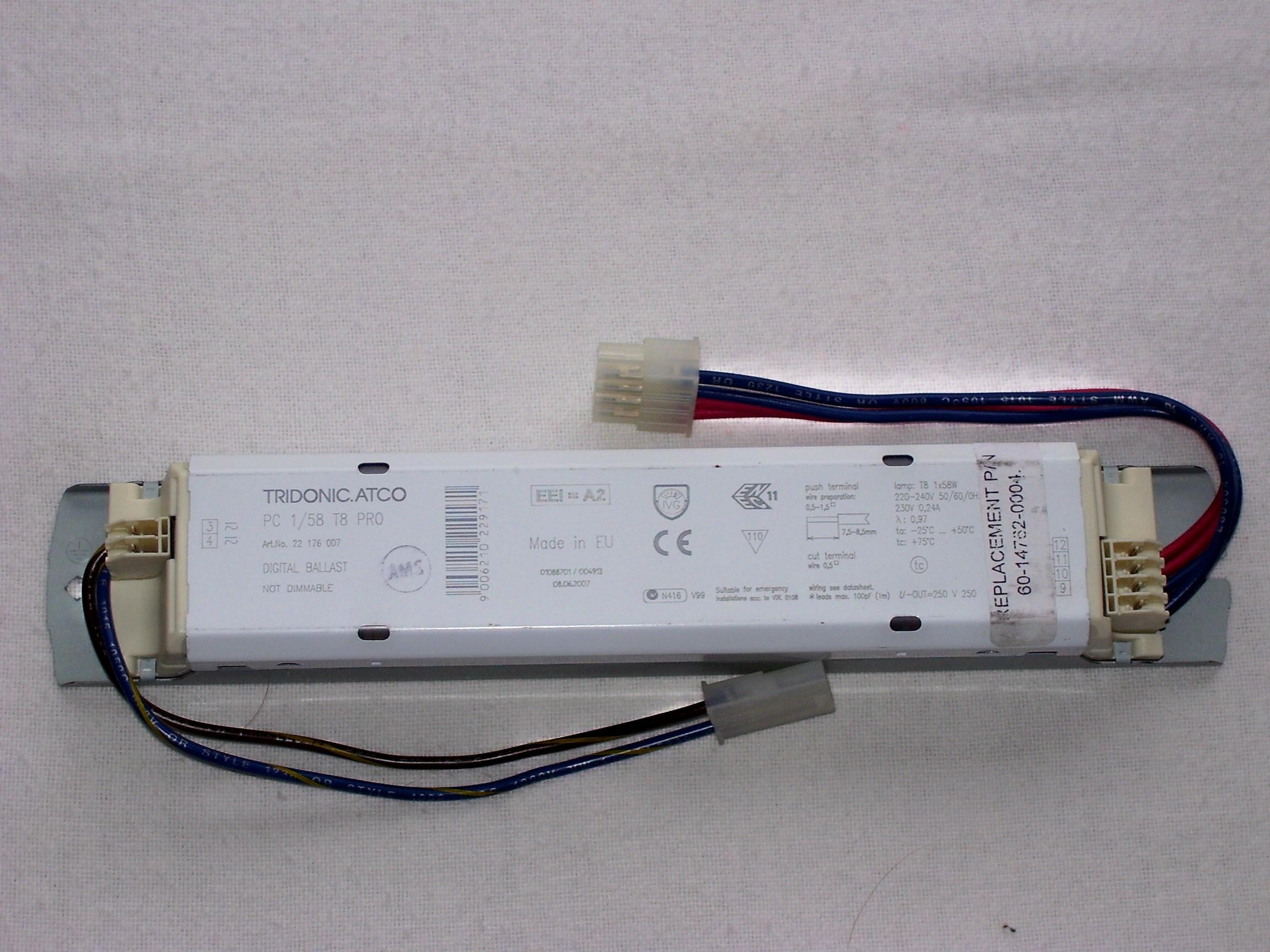 Rws Distributors Light Ballasts